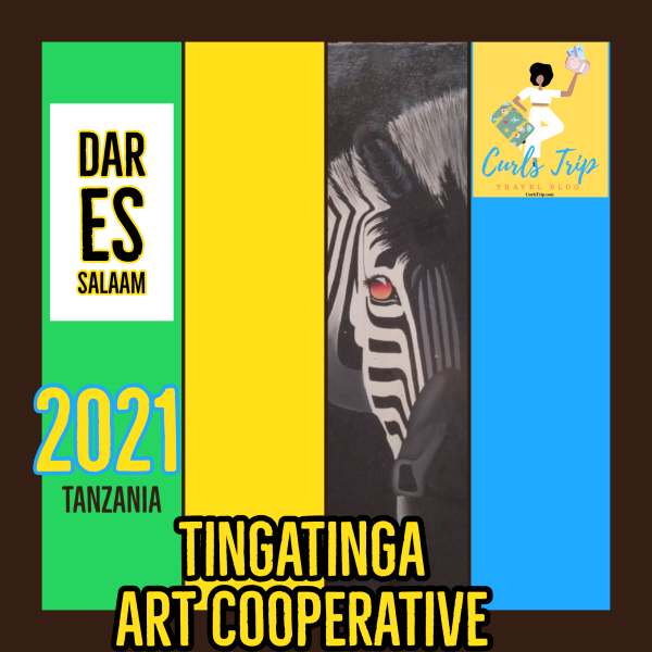 Introducing the Tingatinga Art Cooperative